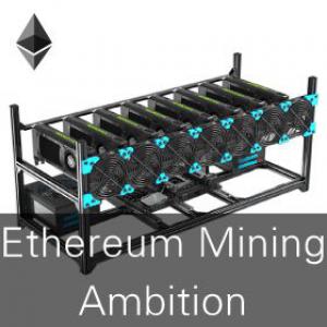 ETH Mining Rig Ambition 1070